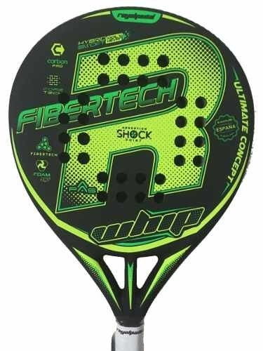 Paleta Paddle Padel Royal Whip Hybrid + Funda + Grip + Prot