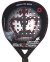 Paleta Padel Paddle Black Crown Caiman