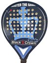 Paleta Padel Paddle Black Crown Shark