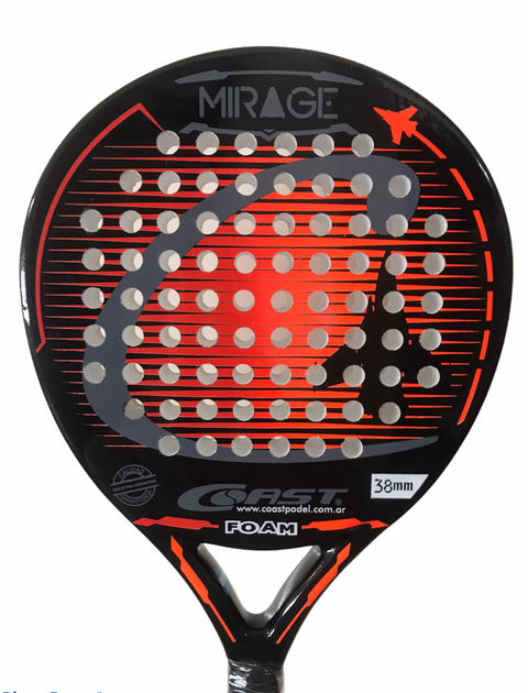 Paleta Paddle Padel Coast Mirage Foam + Regalos!