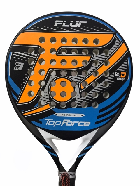 Paleta Padel Paddle Top Force Flur