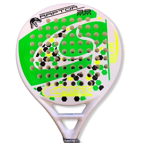 Paleta Paddle Padel Coast Raptor Eva + Regalos