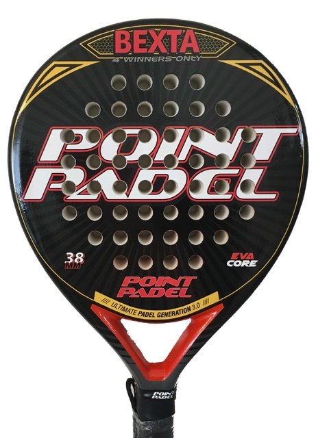 Paletas Point Padel Bexta Eva Soft + Over Grip
