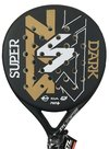 Paleta Padel Steel Custom Super Dark + Grip + Prot