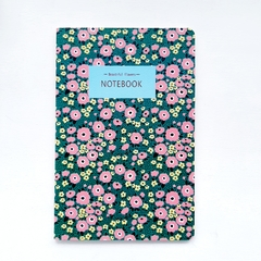 SET LIBRETAS X 2 FLORES MIX en internet