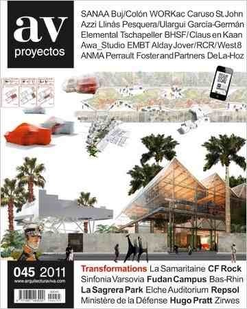 Av Proyectos 45- Transformations