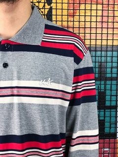 Camiseta Polo ML Us Street - comprar online