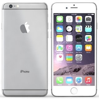 Iphone 6 Plus 16Gb Prateado - SEMINOVO