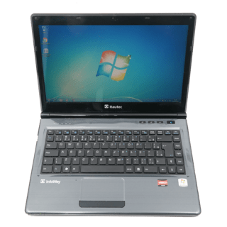 Notebook Itautec Amd C-50 1Ghz Hd 160Gb 2Gb USADO