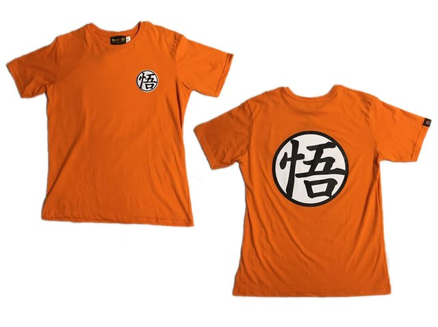 Remera Dragon Ball Go