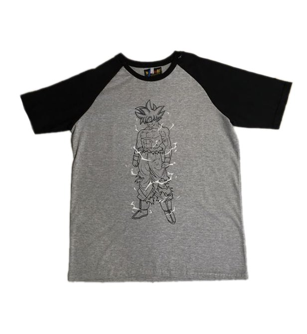 Remera Dragon Ball Goku Ultra Instinct