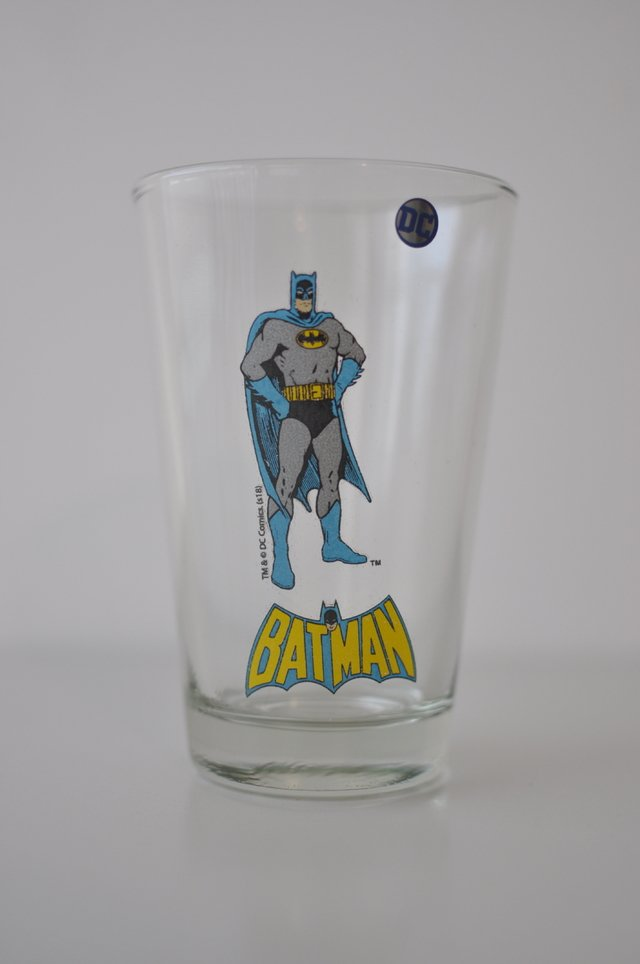 Vaso Dc Comics Batman