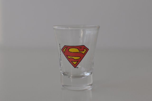 Chupito Dc Comics Superman