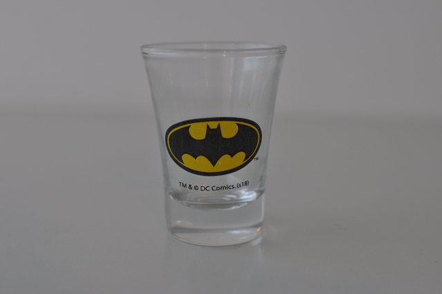 Chupito Dc Comics Batman