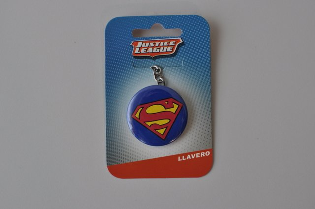 Llavero Dc Comics Superman Logo