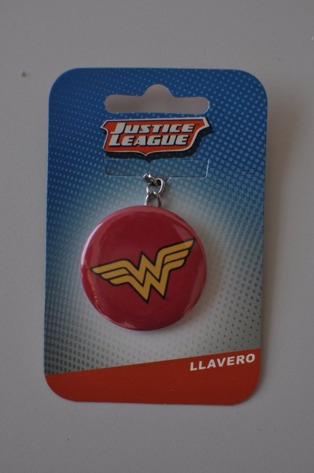 Llavero Dc Comics Wonder Woman Logo