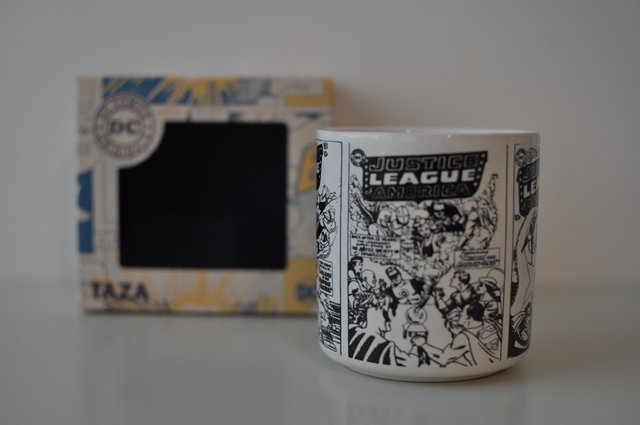 Taza Dc Comics Justice League Retro - comprar online