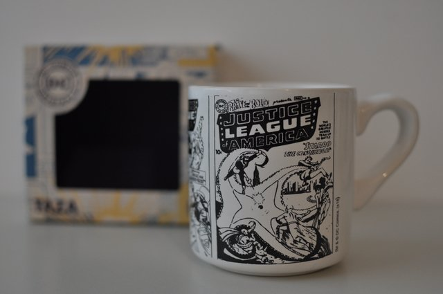 Taza Dc Comics Justice League Retro en internet