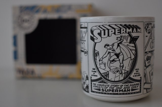 Taza Dc Comics Superman Retro - comprar online