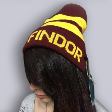 Gorro Harry Potter Gryffindor Chico