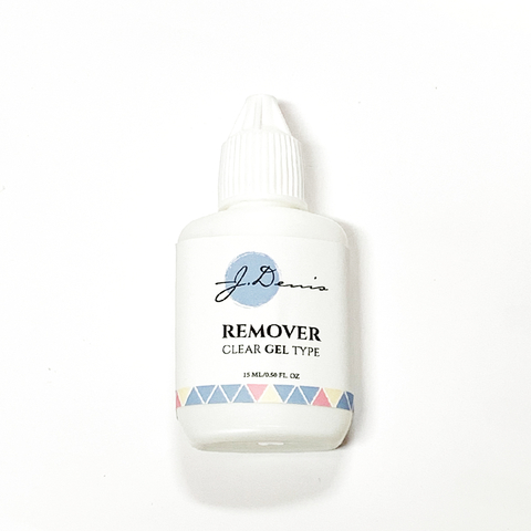 Removedor clear GEL