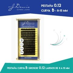 Curva B  |  0.12  |  GOLD Combo de 8 a 15 mm