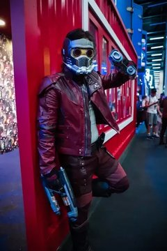 Cosplay completo Star Lord