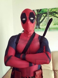 Deadpool Malha 3D na internet