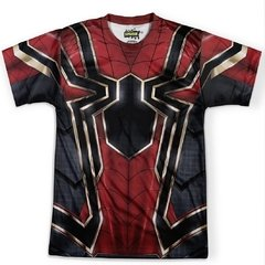 Camiseta Spiderman Guerra Infinita
