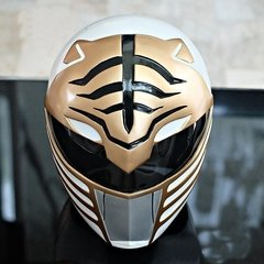 Capacete Power Rangers Emborrachado EVA 6mm - Hadassa Personagens