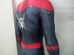 Spiderman Far From Home Longe de Casa - Pronta Entrega - Hadassa Personagens