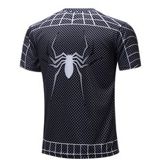 CAMISETA BLACK SPIDERMAN - comprar online
