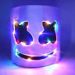 Máscara LED DJ Marshmello