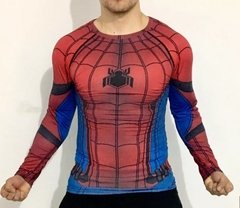 CAMISA MANGA LONGA SPIDERMAN HOME COMING