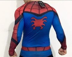 CAMISA MANGA LONGA SPIDERMAN HOME COMING - comprar online