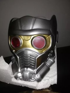 Capacete Star Lord com led na internet
