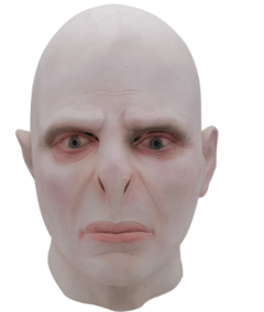 Máscara Voldemort Latex Halloween