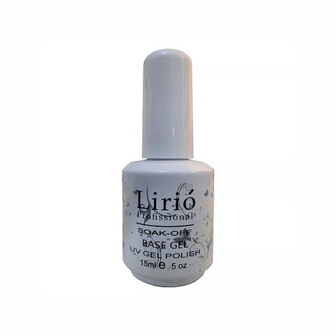 Base Gel 15ml - Lirió