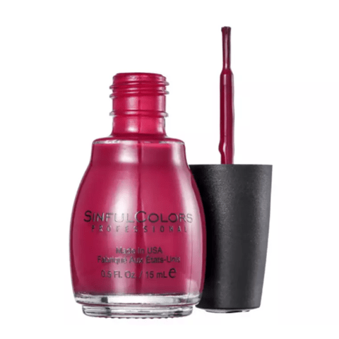 Esmalte SinfulColors - Berry Charm 15ml