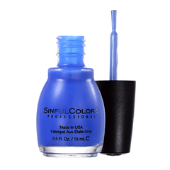 Esmalte SinfulColors - Endless Blue 15ml