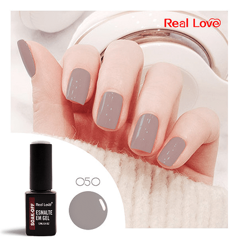 Esmalte Gel 12ml Cor 050 - Real Love