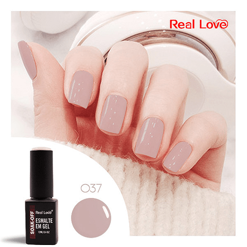 Esmalte Gel 12ml Cor 37 - Real Love