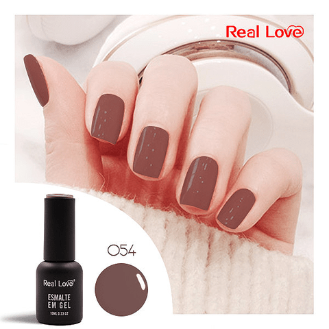 Esmalte Gel 12ml Cor 54 - Real Love