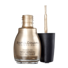 Esmalte SinfulColors - Gold Medal 15ml