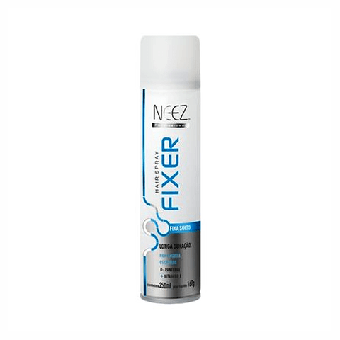 Spray Fixa Solto Fixer 250ml - Neez