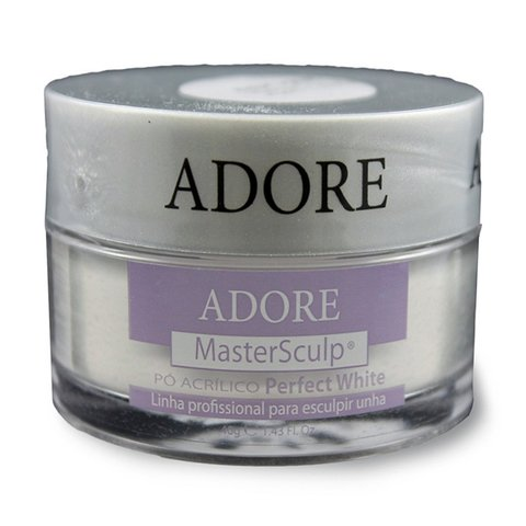 Pó Acrílico Adore - Perfect White 40g