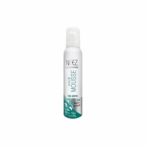 Mousse Hair Fixa Normal 150ml - Neez