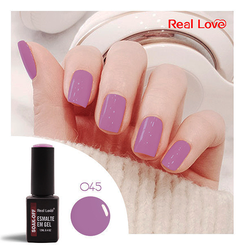 Esmalte Gel 12ml Cor 45 - Real Love