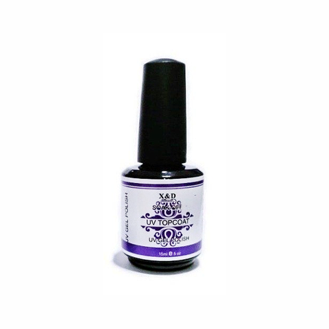 Top Coat Soak-Off 15ml - X&D