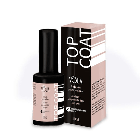 Top Coat 10ml - Vòlia